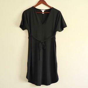 H&M MAMA maternity v-neck tunic dress